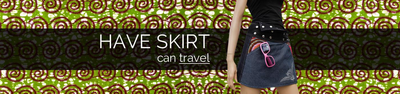 Reversible Skirts